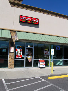 maurices barbecue near me