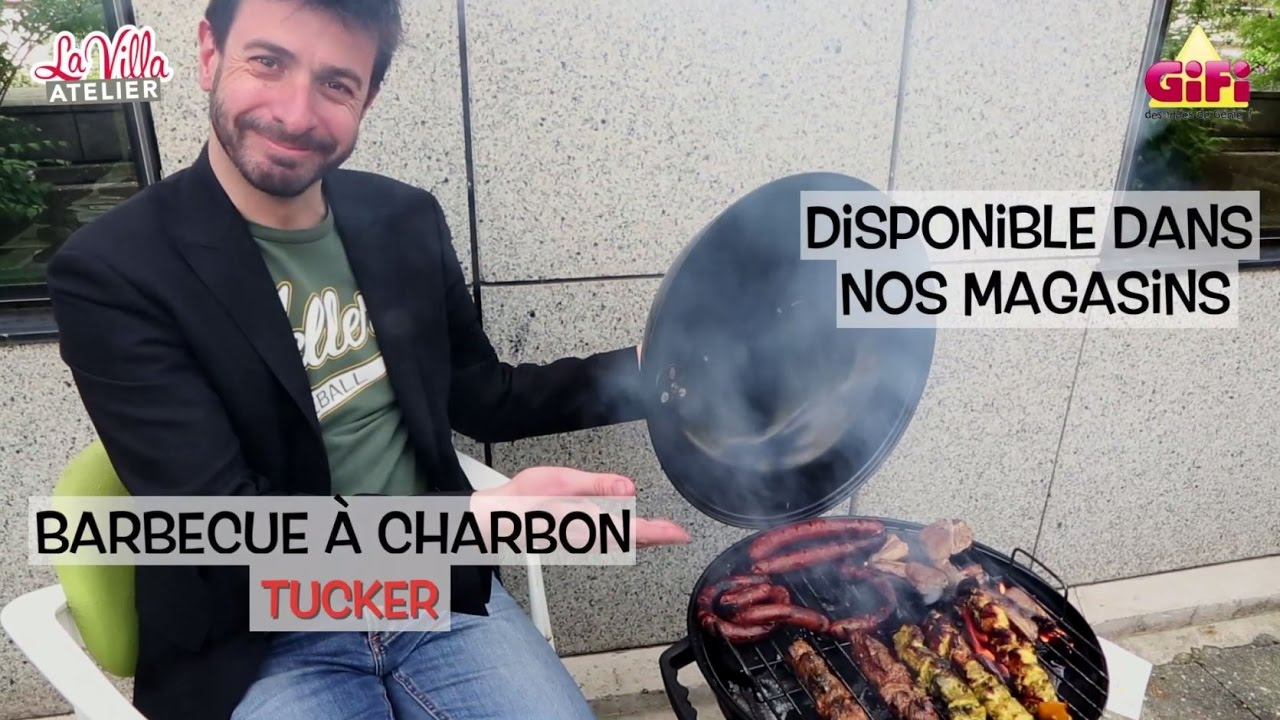 barbecue charbon youtube