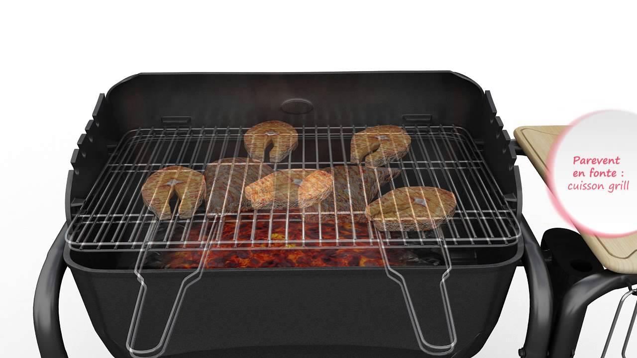 barbecue charbon roma