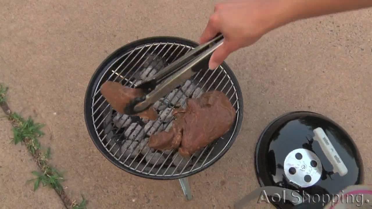 barbecue charbon smokey joe premium 37 cm weber