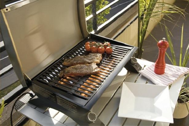 barbecue charbon pour balcon