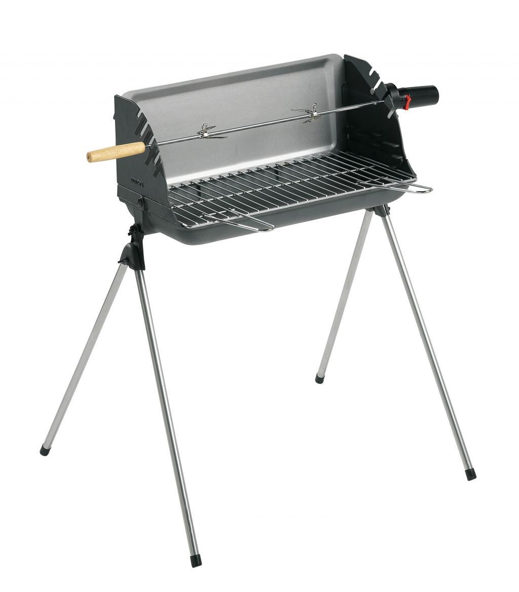 barbecue charbon rotissoire