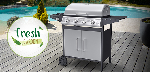 barbecue charbon vente privee