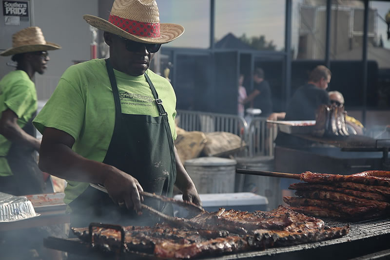 barbecue cook off near me 2018