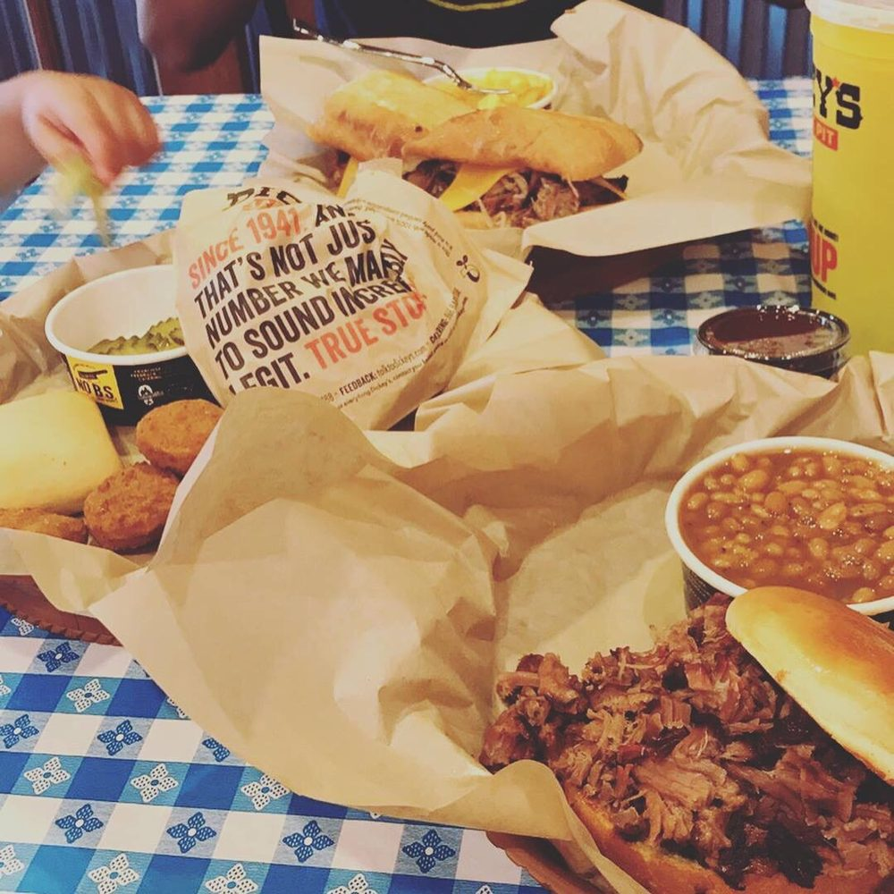 dickey's barbecue near me