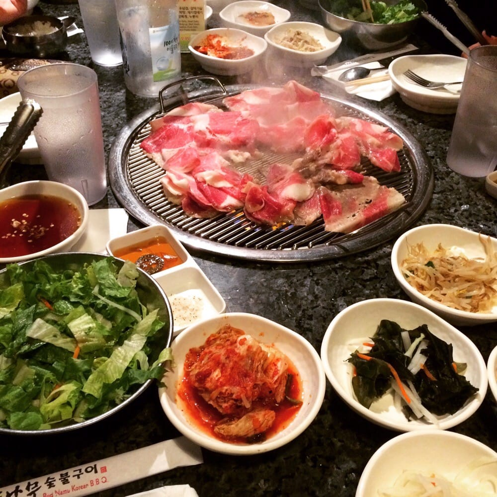korean barbecue near me all you can eat