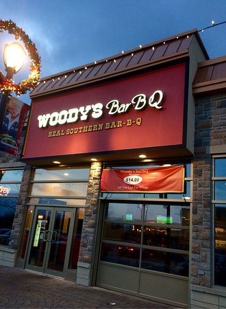 woody's barbecue near me