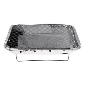 barbecue charbon jetable