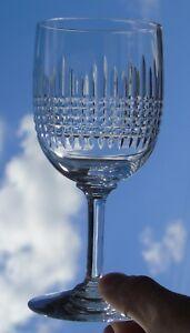 verre a vin blanc baccarat