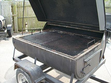 barbecue rental near me