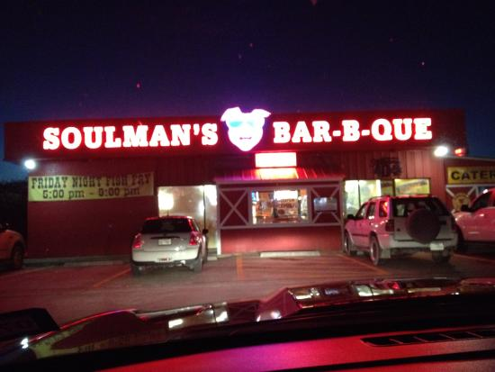 soul mans barbecue near me