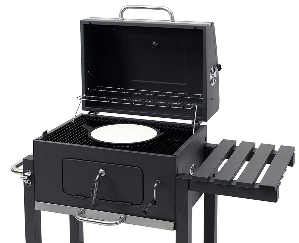 barbecue charbon harper