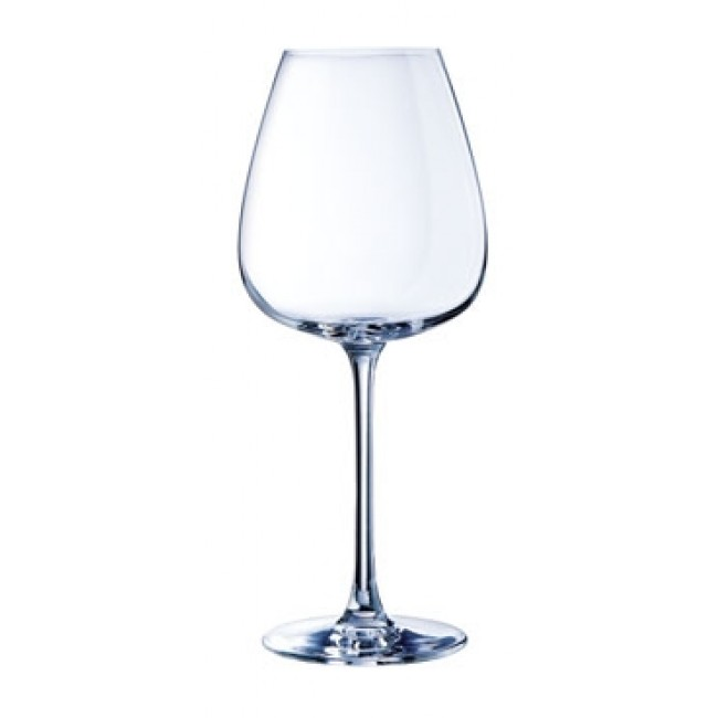verre à vin cristal d'arques