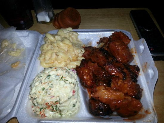 barbecue plate lunches near me