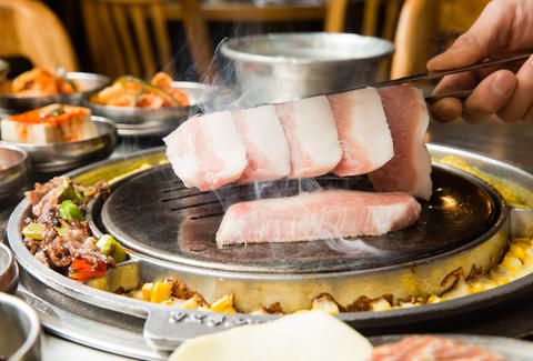 authentic korean barbecue near me