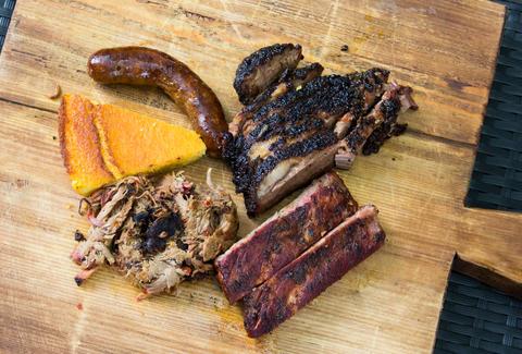 nearest barbecue ribs restaurant