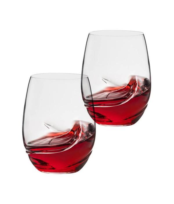 verre a vin rouge trudeau
