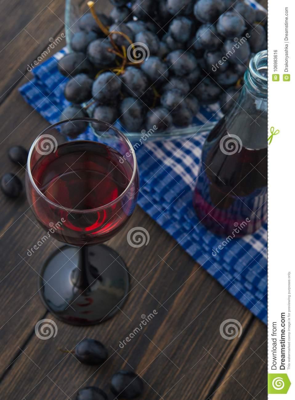verre de vin rouge italien