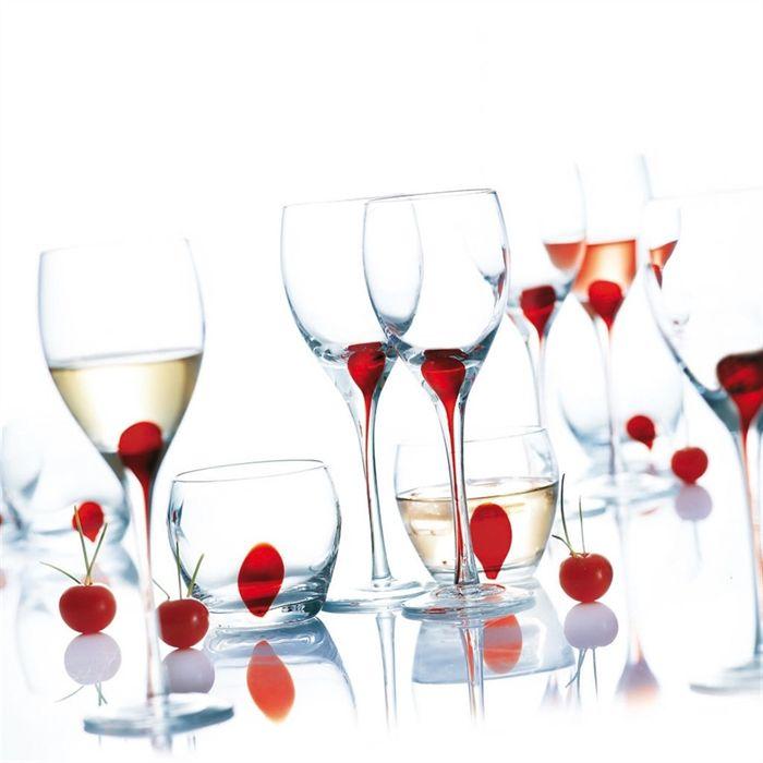 verre à vin blanc luminarc