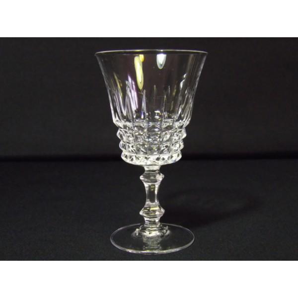 verre à vin en cristal d'arques