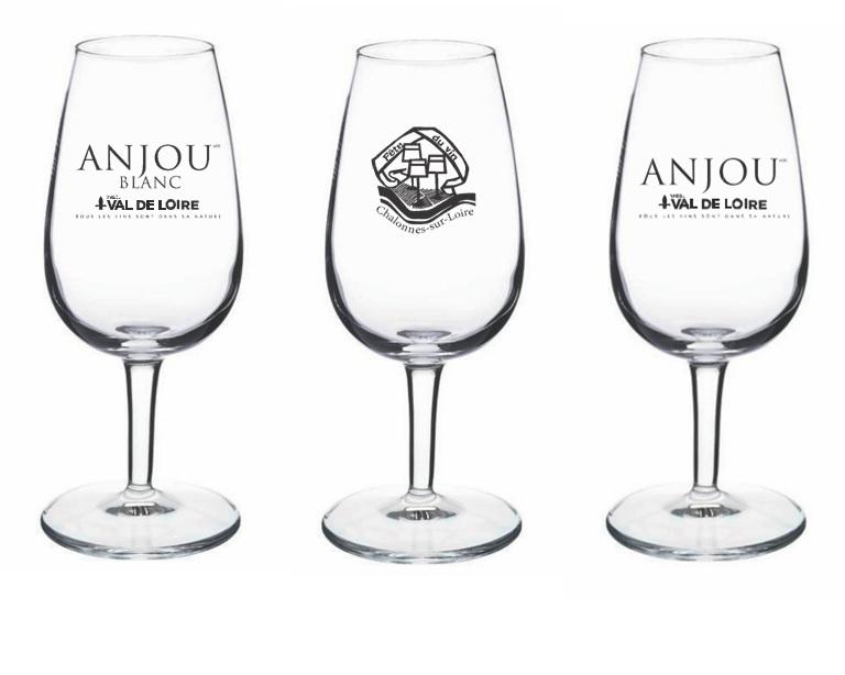 verre à vin d'anjou
