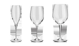 verre à vin gradué