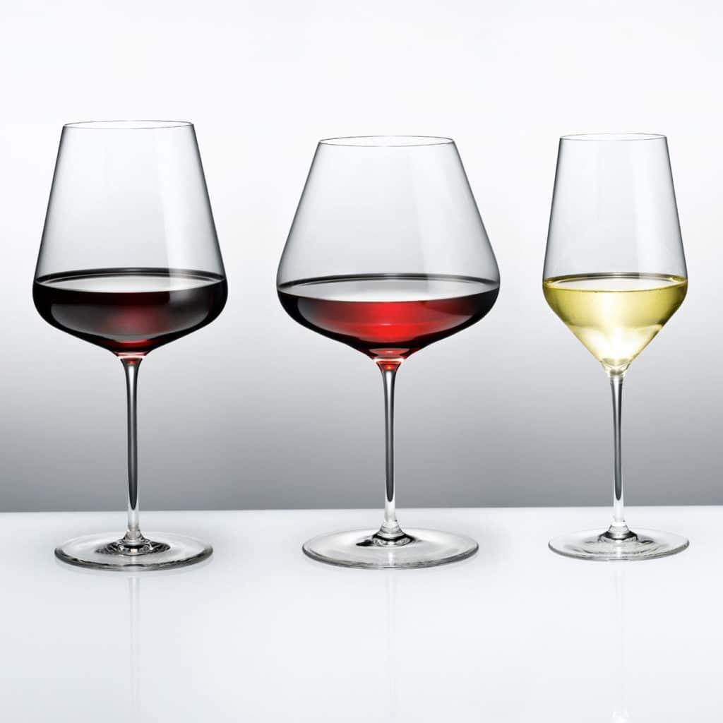 verre à vin haut de gamme