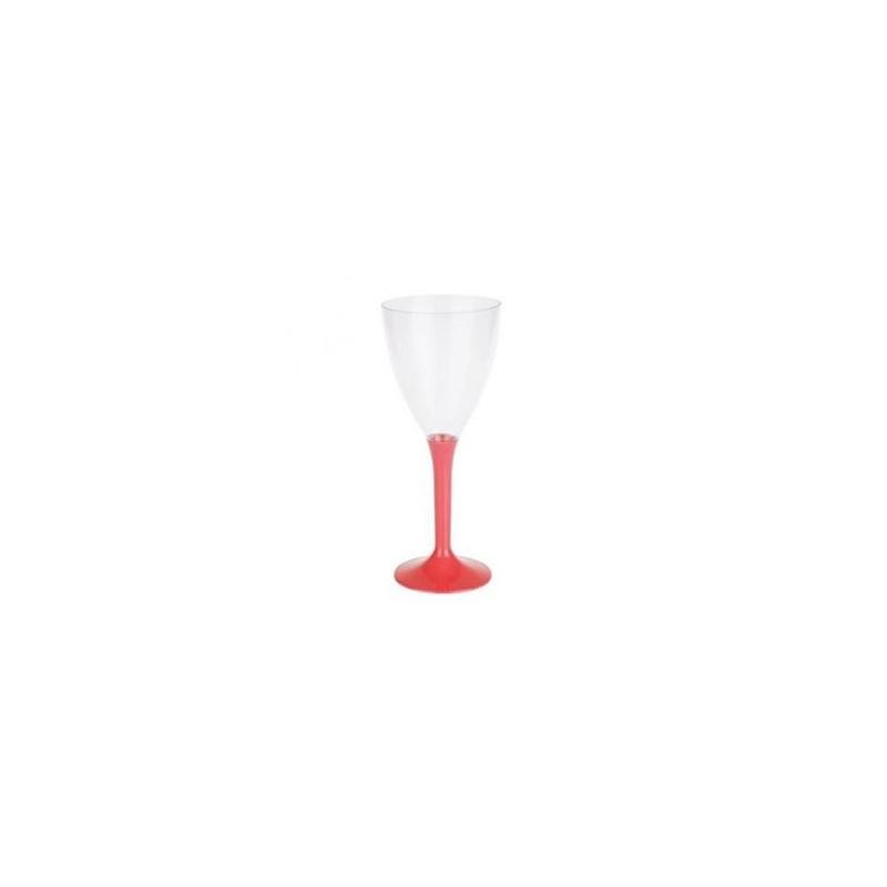 verre à vin jetable