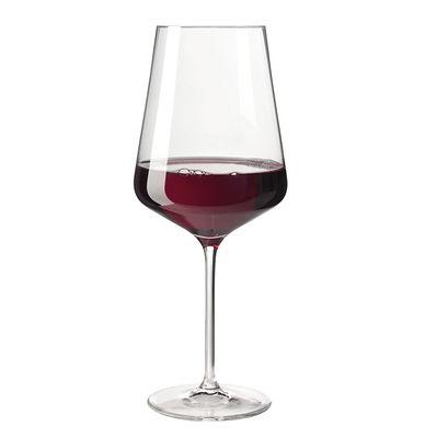 verre de table bordeaux