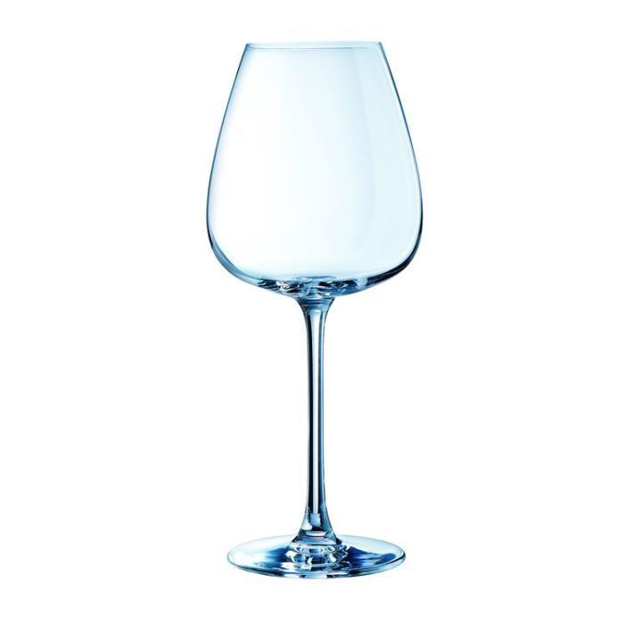 verre à vin rouge pas cher
