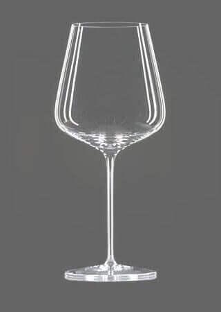 verre a bordeaux cristal