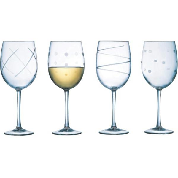 verre à vin blanc leclerc
