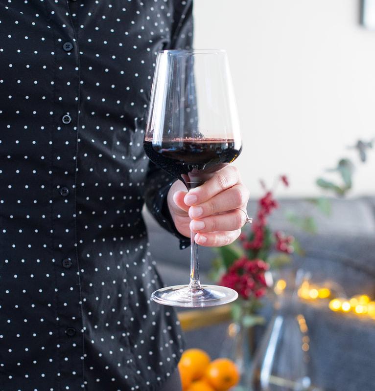 verre a vin blanc iga