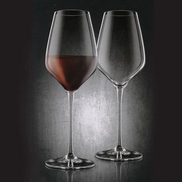 contenance d'un verre à bordeaux