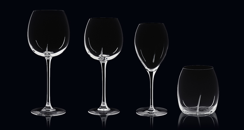 verre à vin helicium