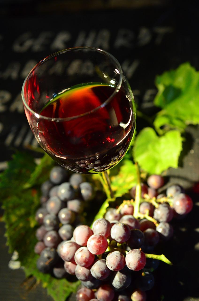 verre de vin rouge bon pour la santé