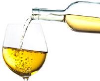 verre de vin blanc glucides