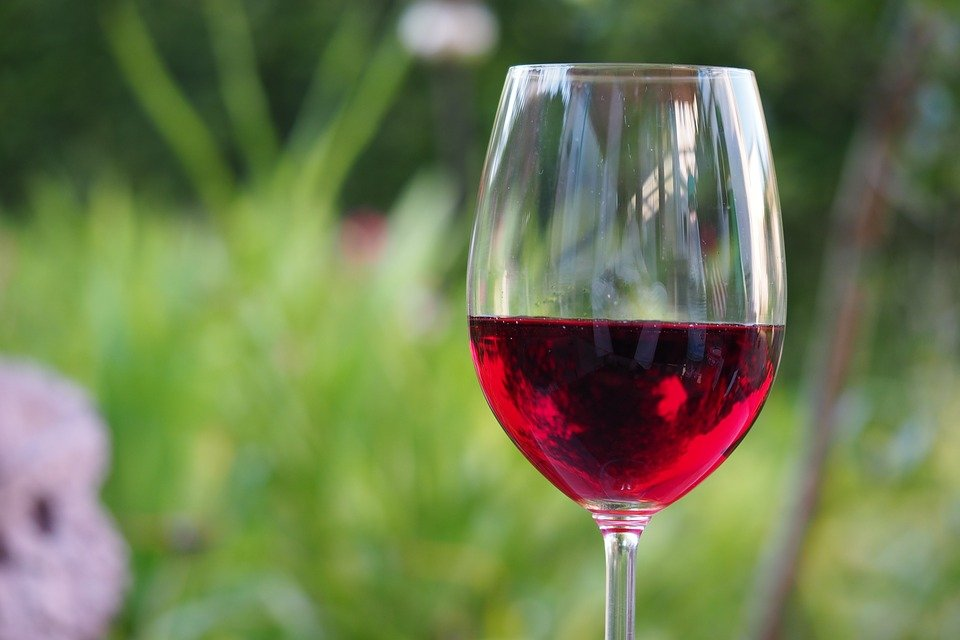 verre de vin rouge allaitement
