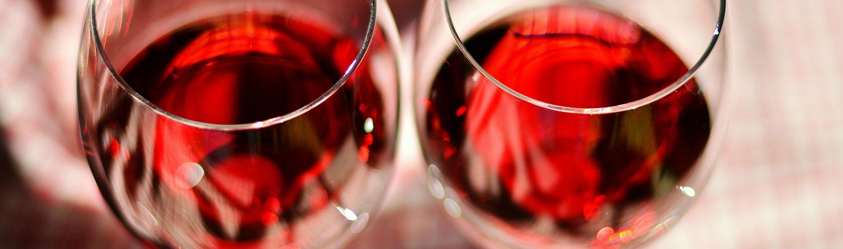 verre vin rouge kcal