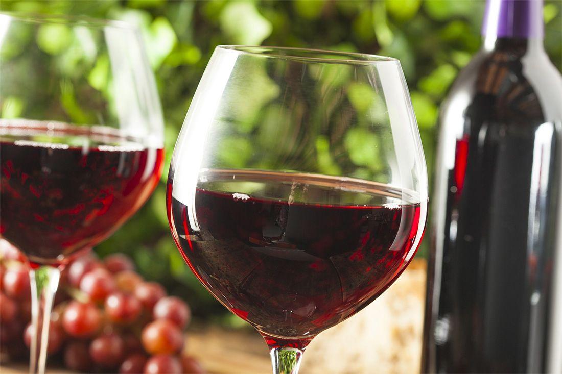 verre de vin rouge weight watchers