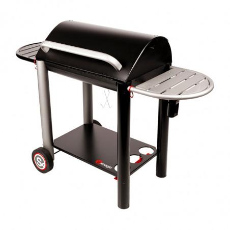 barbecue charbon vulcano 3000