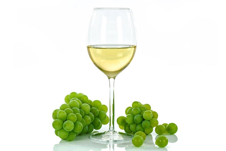 verre de vin blanc gratuit