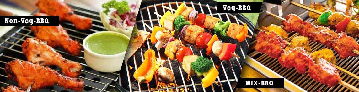 veg barbecue near me