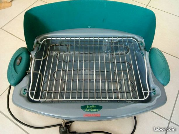 barbecue electrique lagrange jardin et saveur