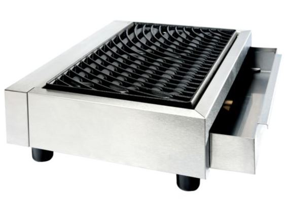 barbecue electrique inox