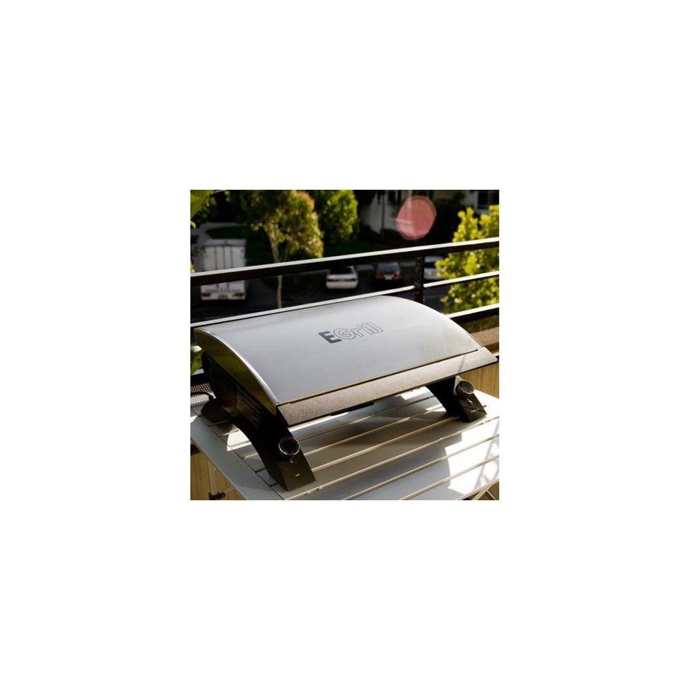 barbecue electrique grill et plancha