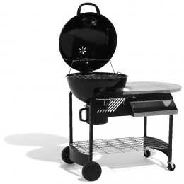 barbecue charbon electrique