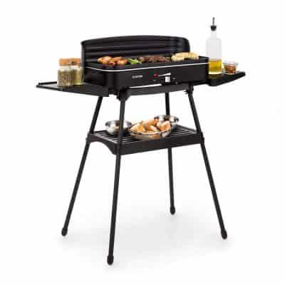 barbecue électrique kemper pratic ge-to