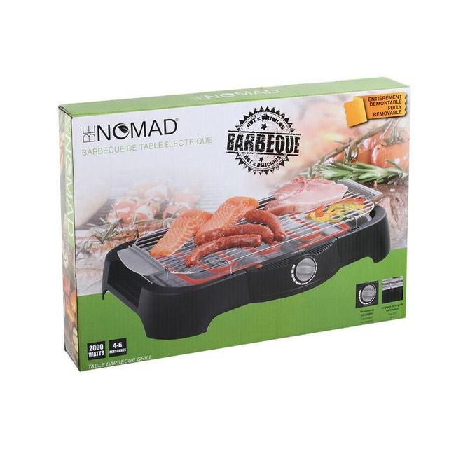 barbecue electrique nomad