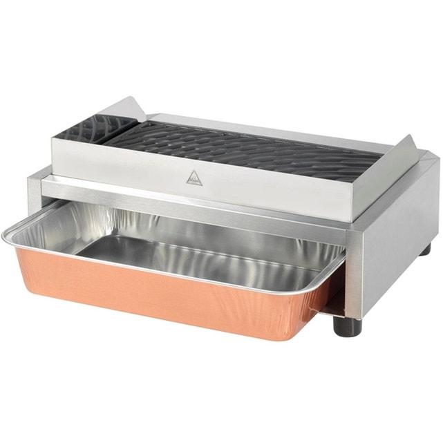 barbecue électrique krampouz simple gecim1oa00